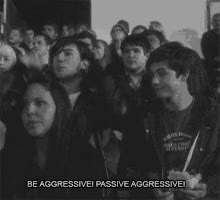 Watch Passive Aggressive GIF on Gfycat. Discover more related GIFs on Gfycat