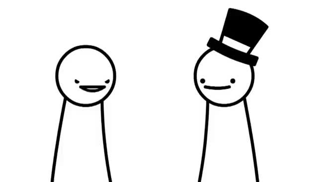 Watch I stole your face. GIF on Gfycat. Discover more asdfmovie4, tomska GIFs on Gfycat