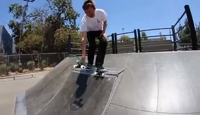 Watch and share Braille Glass Skateboard GIFs on Gfycat