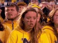 Watch and share Michigan, Ohio State GIFs on Gfycat