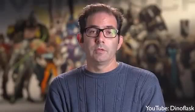 Watch Jeff Kaplan: the truth behind developer PTR decisions & Chinese New Year GIF on Gfycat. Discover more related GIFs on Gfycat