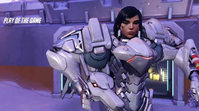 Watch and share Overwatch GIFs and Pharah GIFs by muffinseraph on Gfycat