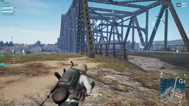 Watch PLAYERUNKNOWN'S BATTLEGROUNDS 2017.11.20 - 22.34.59.05.DVR.mp4 20171120 225135 GIF by @kimheejong on Gfycat. Discover more related GIFs on Gfycat
