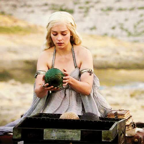 Watch Emilia Clarke GIF by Reaction GIFs (@sypher0115) on Gfycat. Discover more Celeb_gifs, GOT, GameOfThrones GIFs on Gfycat