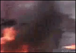 Watch Firefighter sucks flames safely into bottle, saves day. (reddit) GIF on Gfycat. Discover more reversegif GIFs on Gfycat