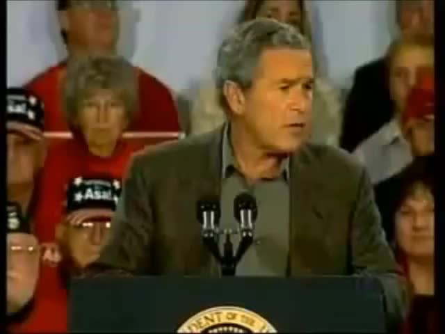 Watch this george bush GIF on Gfycat. Discover more bush, george bush, politics GIFs on Gfycat
