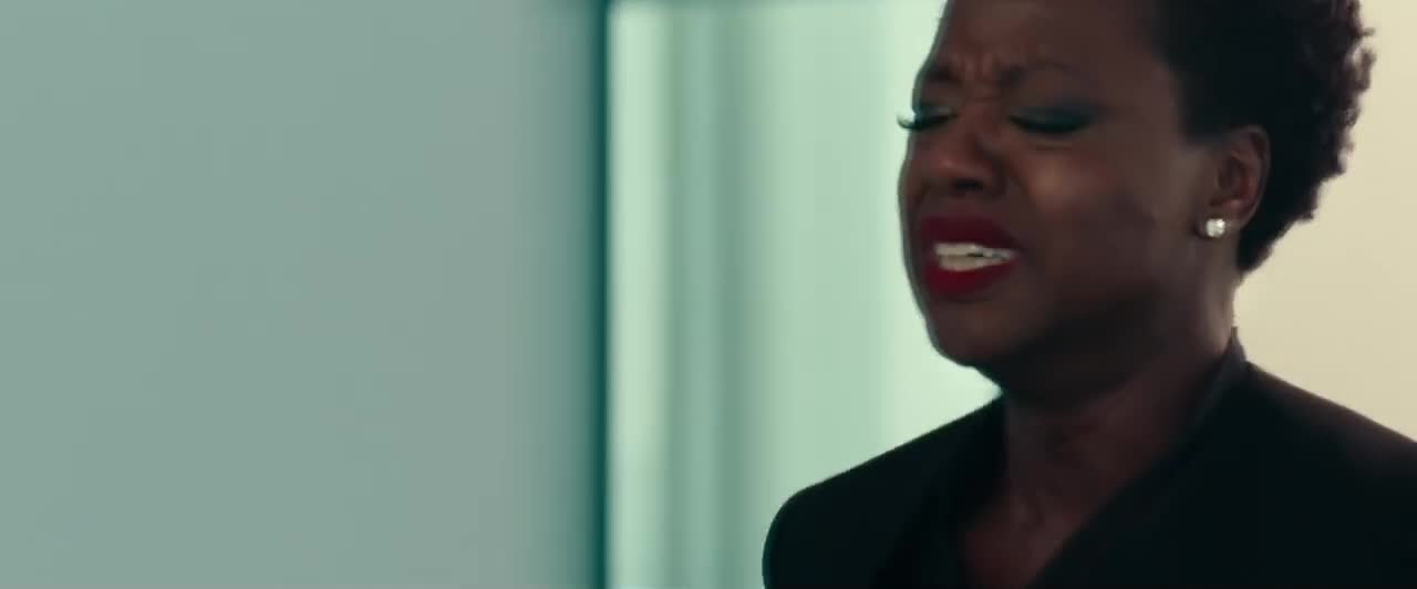 20th century fox, action, celebrity, celebs, crying, fox, movie trailers, movies, suspense, viola davis, widows, widows movie, Crying out GIFs