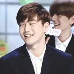 Watch Amelia GIF on Gfycat. Discover more baekhyun, chanyeol, chen, exo, exo suho, exo-k, haters, jongin, joonmyeon, junmyeon, kai, key, kim junmyeon, kpop, kris, kyungsoo, lay, luhan, sehun, suho, tao, xiumin, yixing, zitao GIFs on Gfycat
