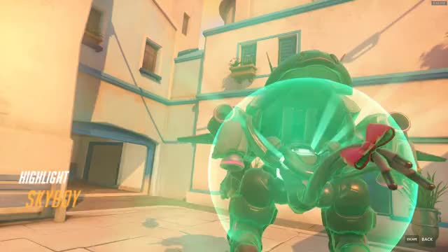 Watch and share Highlight GIFs and Overwatch GIFs by skyboy on Gfycat