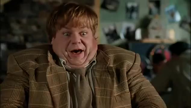 Watch and share Chris Farley GIFs and Tommy Boy GIFs on Gfycat