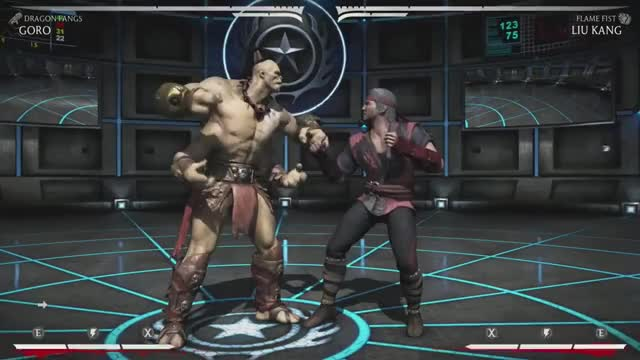 Watch and share MKX - Fang Spin GIFs by 76sup on Gfycat