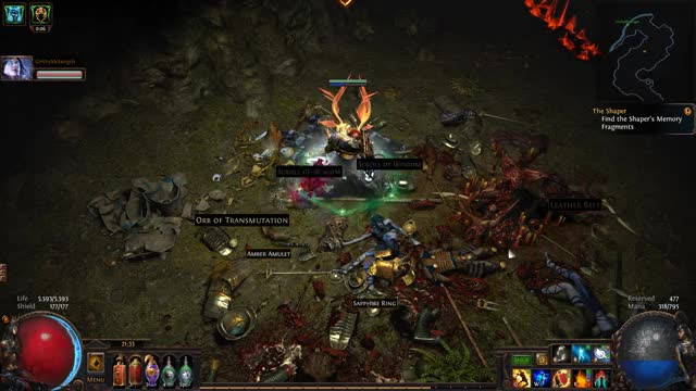 Watch and share Path Of Exile GIFs by sprakes on Gfycat