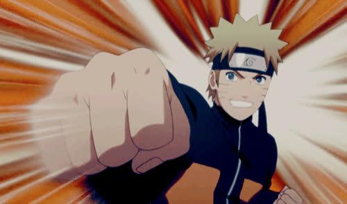 Fist bump Naruto.gif GIFs