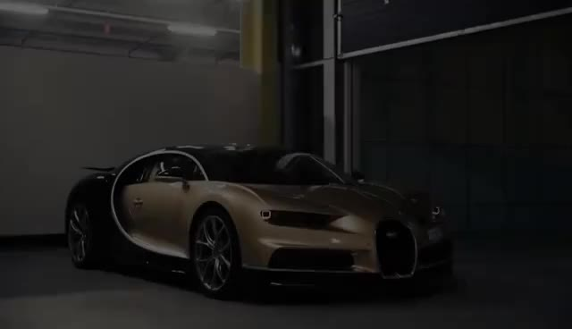 Watch and share The 261mph Bugatti Chiron - Chris Harris Drives - Top Gear GIFs on Gfycat