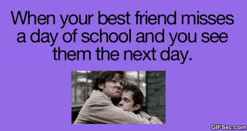 Watch and share Best Friend GIFs on Gfycat