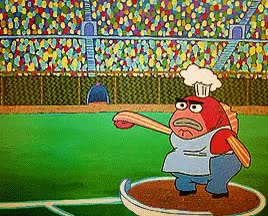 """Watch and share Thesquidville: """"Welcome To The 21st Annual Bikini Bottom Fry Cook Games! """" GIFs on Gfycat"""