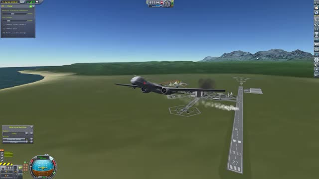 Watch and share Bdarmory GIFs and Kerbal GIFs by ozin370 on Gfycat