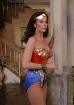 Watch and share Wonder Woman GIFs by hellblazer on Gfycat