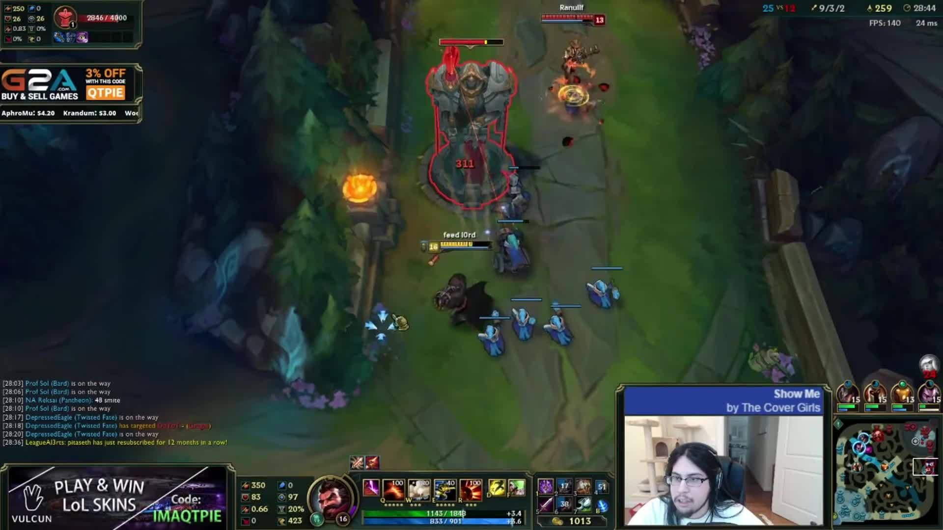 Imaqtpie Gifs Search | Search & Share on Homdor
