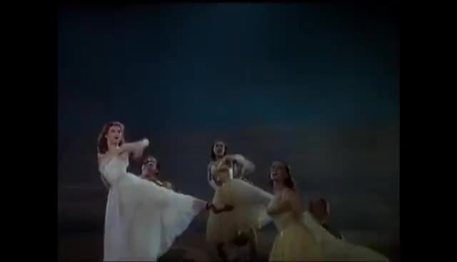 Watch The Red Shoes (1948) - Ballet Sequence GIF on Gfycat. Discover more related GIFs on Gfycat