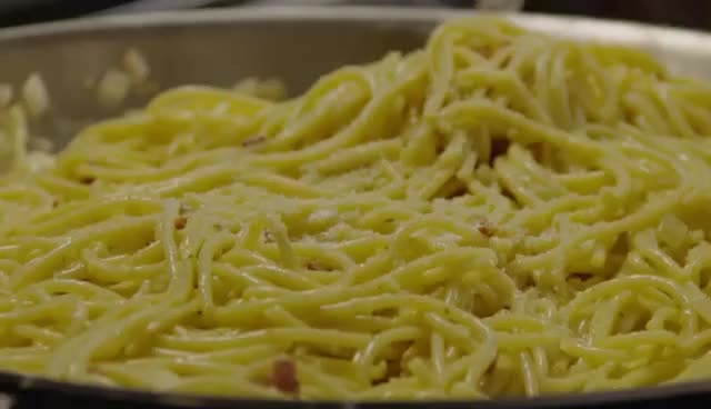 Watch and share How To Make Spaghetti Carbonara GIFs on Gfycat