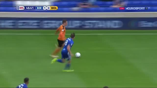 Watch Mason v Blues GIF on Gfycat. Discover more WWFC, wwfc GIFs on Gfycat