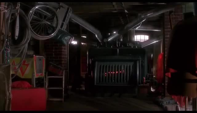 Watch and share Homealone GIFs and Basement GIFs on Gfycat