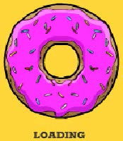 Watch and share Doughnut GIFs and Loading GIFs on Gfycat
