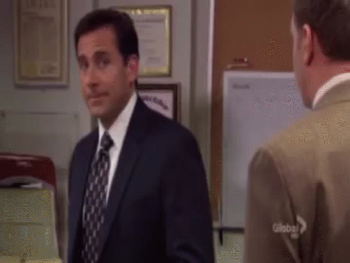 steve carell, the office no GIFs
