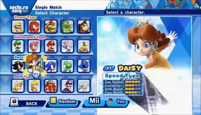 Watch and share Princess Daisy GIFs and Selection GIFs on Gfycat