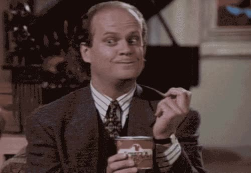 Watch and share Frasier Gif GIFs on Gfycat