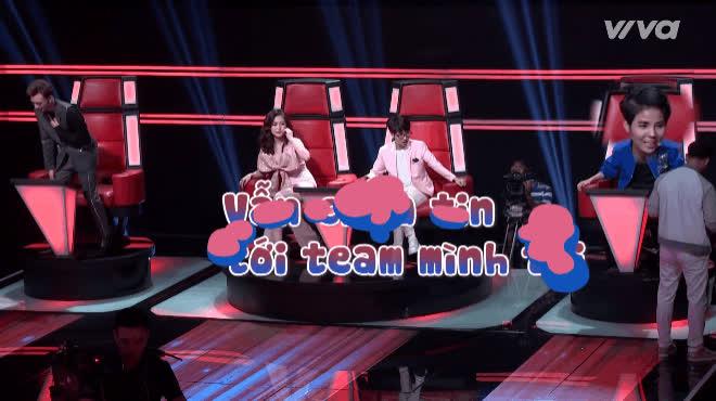 Vũ Cát Tường xoắn não đến cỡ nào khi lựa chọn thí sinh Đối đầu The Voice Kids?