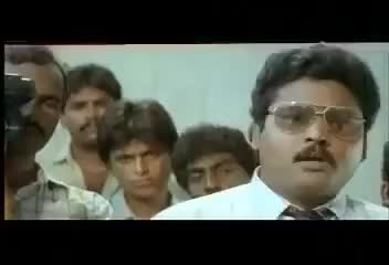 Watch and share Goundamani And Senthil Comedy Scene | Mahaprabhu | Tamil Movie GIFs on Gfycat