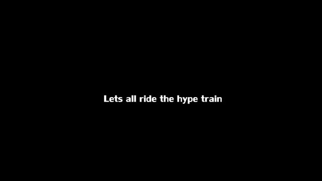 Watch and share Hype Train GIFs and Hypetrain GIFs by ost on Gfycat