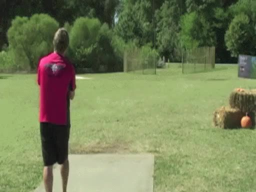 Watch and share Disc Golf GIFs on Gfycat