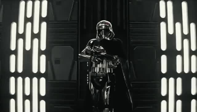 Watch this captain phasma GIF by Reactions (@ioanna) on Gfycat. Discover more angry, captain phasma, day, fight, gun, jedai, last, let, mad, ready, star, the, them, vader, wars, win GIFs on Gfycat