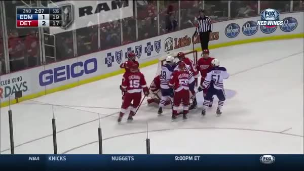 """Watch Kyle """"please don't touch me"""" Quincey (reddit) GIF on Gfycat. Discover more detroitredwings GIFs on Gfycat"""