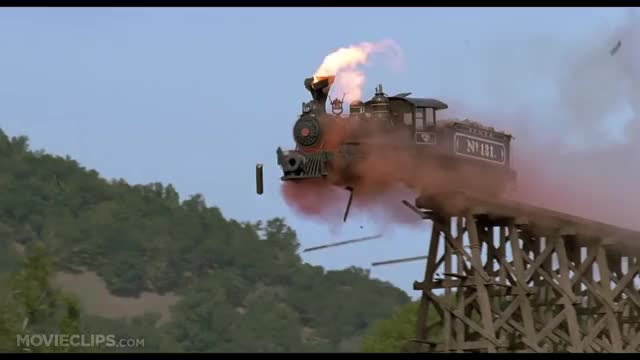 Watch Back to the Future: Part 3 - Train Crash GIF on Gfycat. Discover more backtothefuture, train GIFs on Gfycat