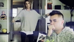 grace helbig, itsgrace, nae nae, not too deep with grace helbig, whip, Nailing it gracehelbig GIFs
