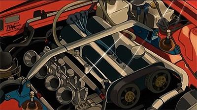 Cars, animegif, engine, gif, initial d, miata, miata GIFs