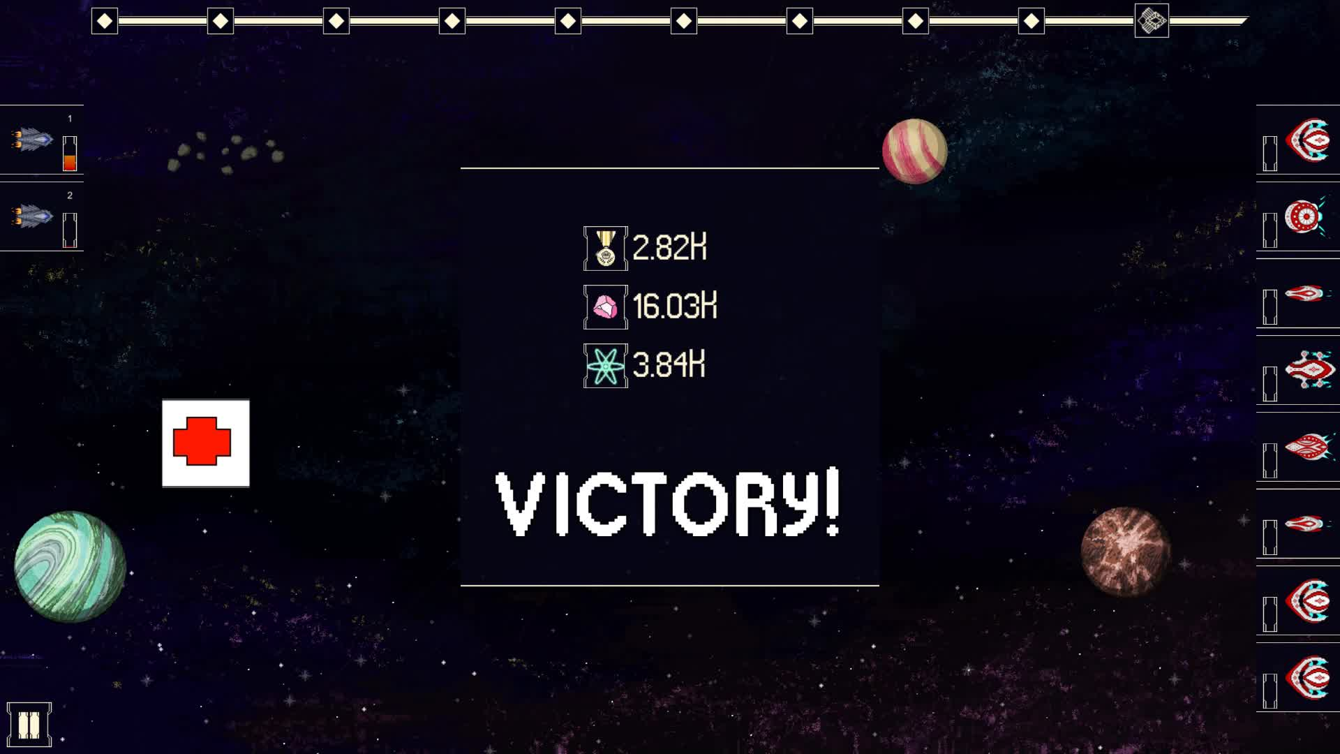 clicker, gamedev, incremental game, indie game, indiedev, strategy, tactics, Lazy Galaxy: Intergalactic Cannon Shoots Projectiles GIFs