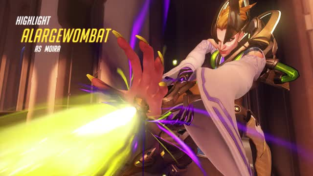 Watch Plat GIF by ALargeWombat (@largewombat) on Gfycat. Discover more Moira, Overwatch GIFs on Gfycat