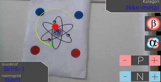 Watch and share AR Fysik - Demo GIFs on Gfycat