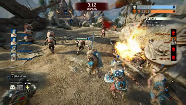 Watch and share For Honor GIFs by PandaMester  on Gfycat