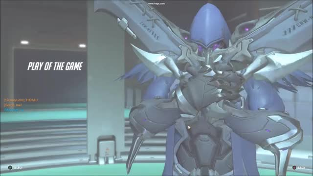 Watch and share Overwatch GIFs and Reaper GIFs by siriuslygrim on Gfycat