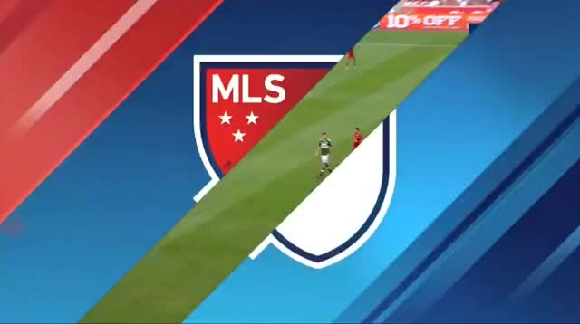 Watch and share Fallon D'Floor 2016 Nominee: Lucas Melano (Portland Timbers) GIFs on Gfycat