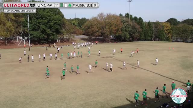 Watch and share Ultimate Frisbee GIFs and Virginia Tech GIFs by codymjohnston on Gfycat
