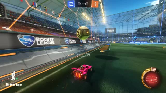 Watch Goal 4: Trixie GIF by gifyourgame on Gfycat. Discover more Gif Your Game, GifYourGame, Goal, Rocket League, RocketLeague, Trixie GIFs on Gfycat