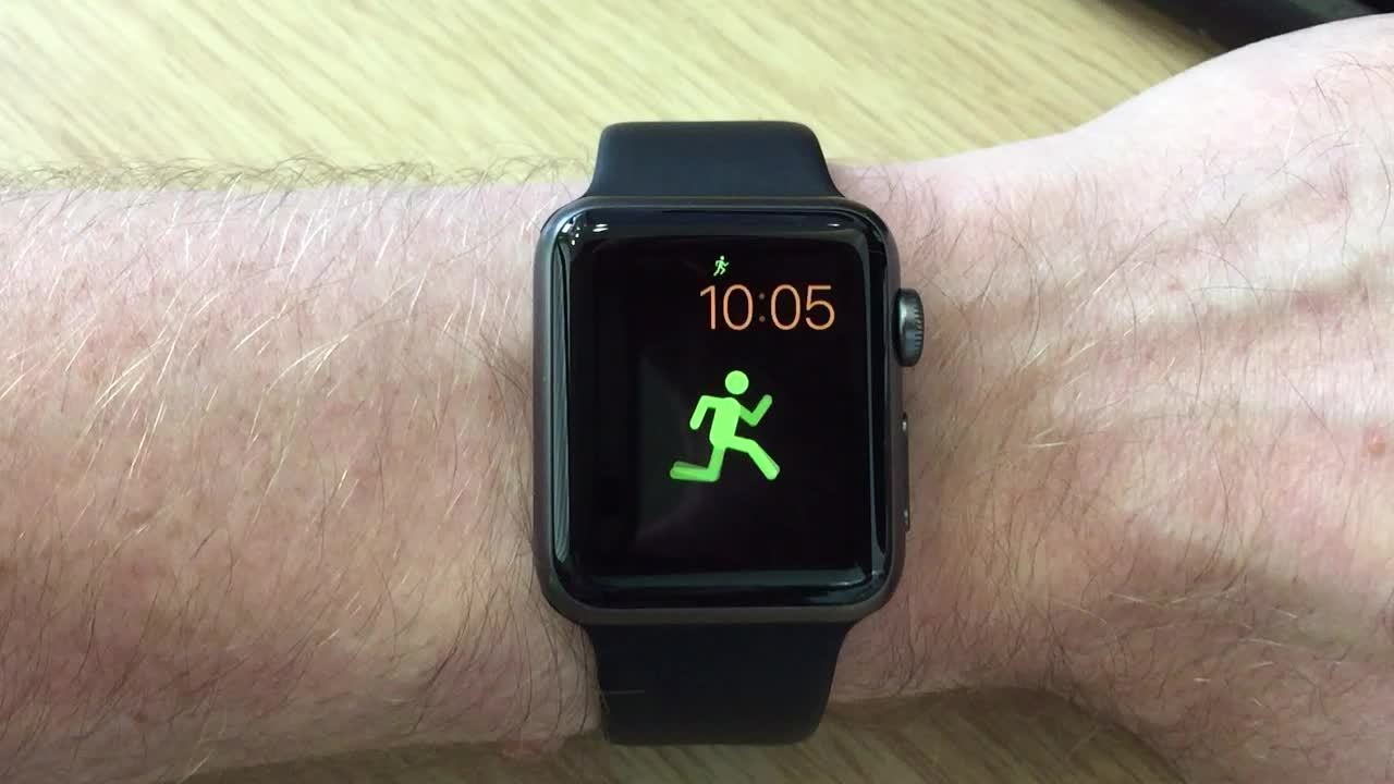 applewatch, Perhaps the least useful new watch face? Fun though! (reddit) GIFs