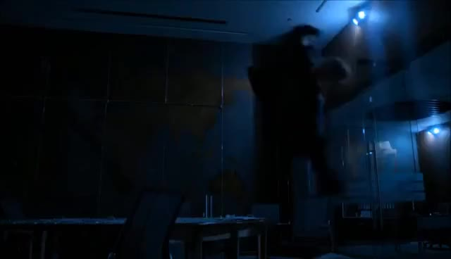 Watch Iron Fist - Season 1 - Punch On The Floor Scene, Destroy OFFICE True Power (Final Fight) GIF on Gfycat. Discover more related GIFs on Gfycat
